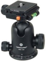Vanguard SBH-100 Ballhead with Quick Release for the Elite and Tracker Tripods Supports 22 lbs.