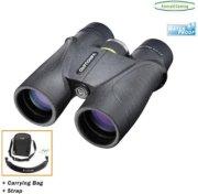 Vanguard Venture Plus 8x42 Binocular 6.3Deg. Angle of View BAK4 Roof Prisms Waterproof/Fogproof