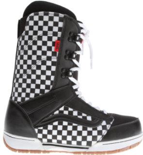 Vans Mantra Snowboard Boots Black/Checker