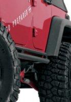 Warn Jeep Rock Sliders