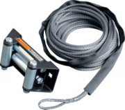 Warn Synthetic Rope With Fairlead