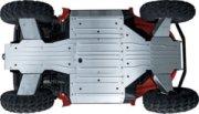 Warn Utv Chassis Armor