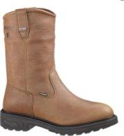 Wolverine DuraShocks Steel Toe Waterproof Slip Resistant Wellington Boots