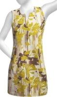 Womyn Cotton Jacquard Dress