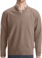 Woolrich Cross Country V-Neck Sweater