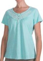 Woolrich First Forks Lace Trim Henley Shirt
