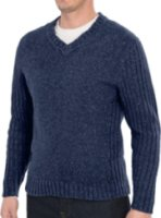 Woolrich Ironstone V-Neck Sweater