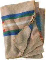 Woolrich Morning Star Blanket