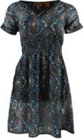 Wrangler Print V-Neck Dress