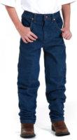 Wrangler ProRodeo Adjustable Elastic Jean 1-7
