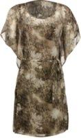 Wrangler Sheer Snakeskin Dress