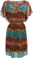 Wrangler Tribal Feather Dress