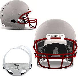 Xenith X2 Custom Football Helmet