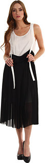 Y's by Yohji Yamamoto K-Dress with Pleats Skirt