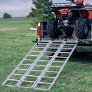 Yutrax Atv Extra-Long Heavy-Duty Tri-Fold Loading Ramp